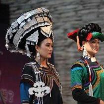 传承千年的彝族传统选美