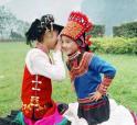 彝族风情:服饰...