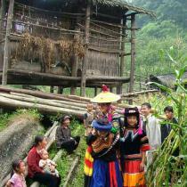 彝族风情:婚嫁篇(图)