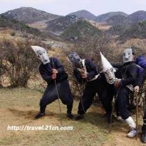 彝族戏剧的活化石