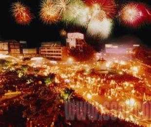 凉山火把节旅游收入超2亿 接待游客110万