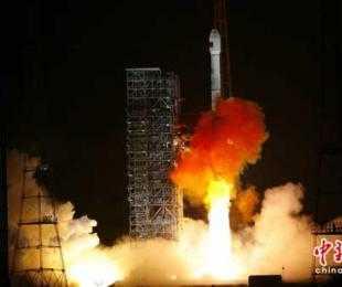 中国在西昌成功发射第四颗北斗导航卫星