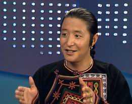吉克曲布——我是一个彝人