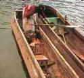 摩梭:猪槽船