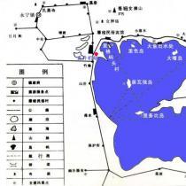 泸沽风情|泸沽湖景区导游图